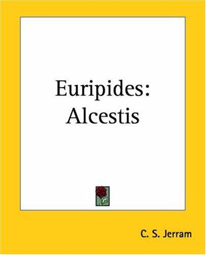 Euripides by C. S. Jerram