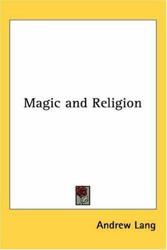 Magic And Religion