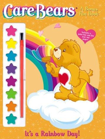It's a Rainbow Day! Care Bears Bonus Fun Book (Care Bears Bonus Fun Books) by Modern Publishing