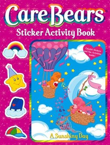 Care Bears Sunshiny Day Sticker Activity Book by Modern Publishing