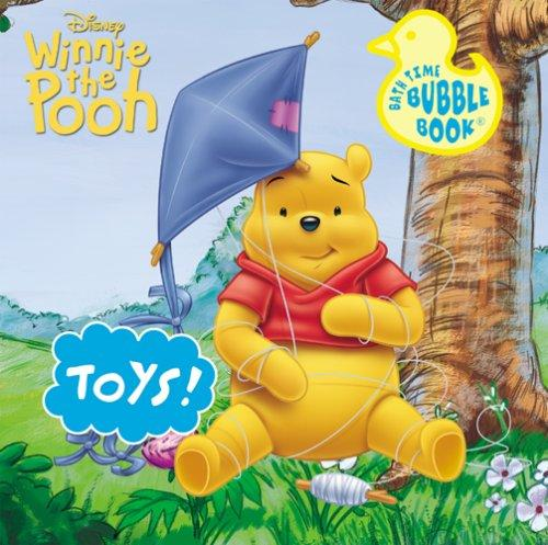 Disney Winnie the Pooh Bath Book Toys (Disney Bath Time Bubble) by Modern Publishing