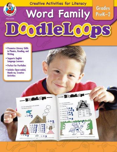 Word Family DoodleLoops (Doodleloops) by Sandy Baker