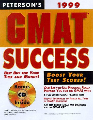 Peterson's Gmat Success 1999 (Annual) by Petersons