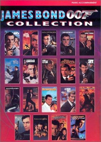 James Bond 007 Collection by Bill Galliford