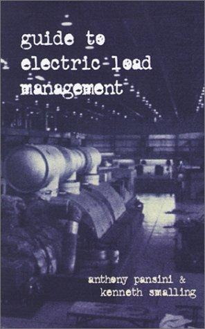 Guide to electric load management by Anthony J. Pansini