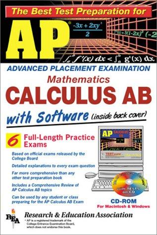 The best test preparation for the advanced placement examination, mathematics, calculus AB