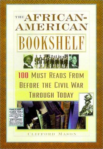 The African-American bookshelf