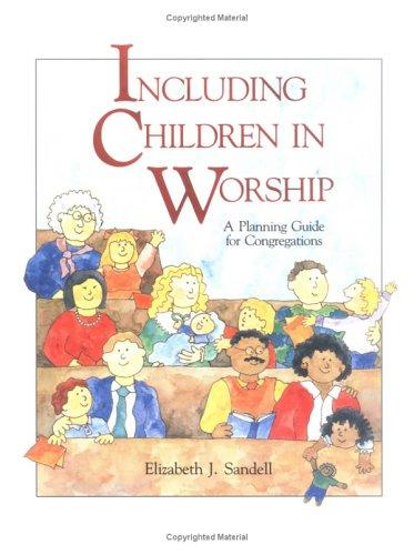 Image 0 of Including Children in Worship