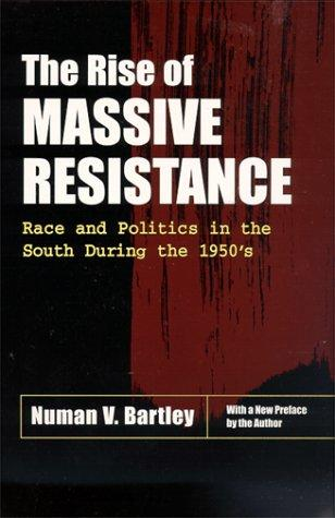 The rise of massive resistance