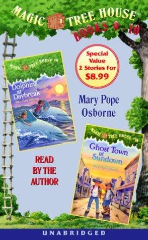 Magic Tree House: Books 9 & 10 by Mary Pope Osborne