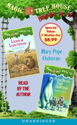 Magic Tree House: Books 11 & 12 by Mary Pope Osborne