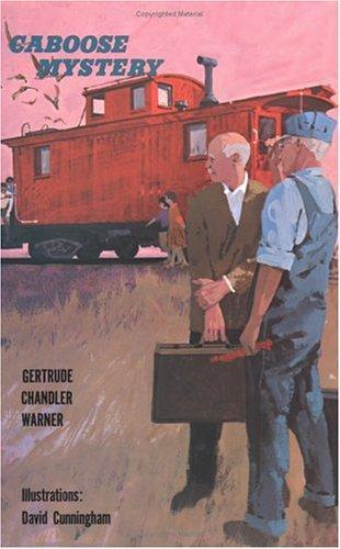 Caboose Mystery (Pilot Books)