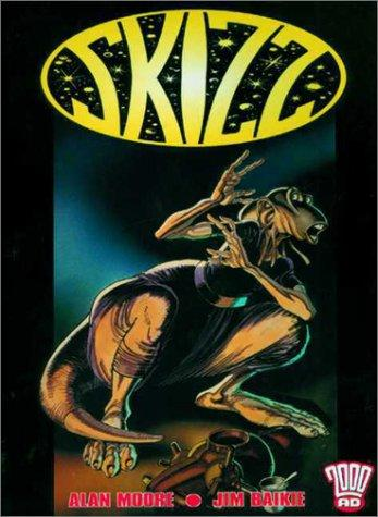 Skizz (2000ad Presents) by Alan Moore