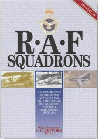 R.A.F. Squadrons