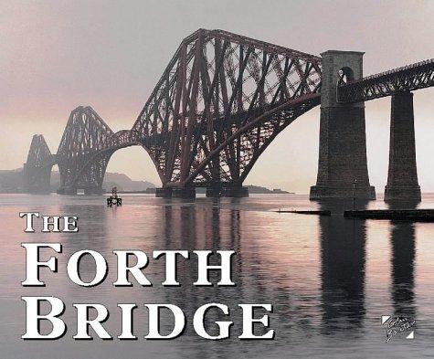 The Forth Bridge (Souvenir Guides) by Jim Crumley
