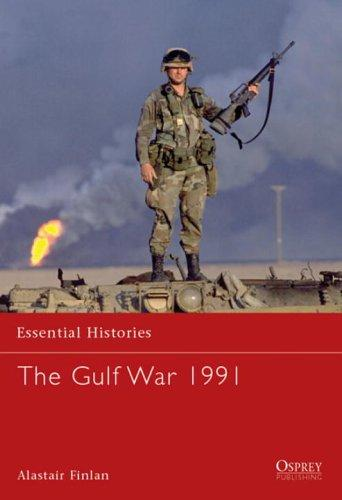 The Gulf War 1991 by Alastair Finlan