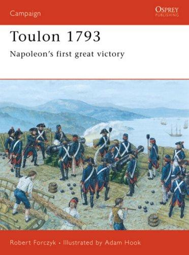 Image 0 of Toulon 1793: Napoleon's first great victory (Campaign)