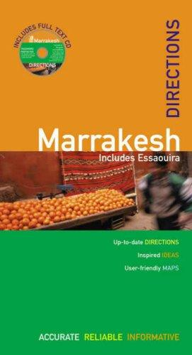 The Rough Guides' Marrakesh Directions 1 by Daniel Jacobs