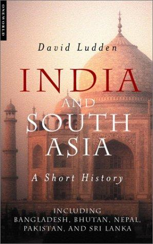 India And South Asia by David Ludden