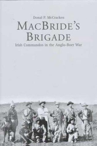 MacBride's brigade by Donal P. McCracken