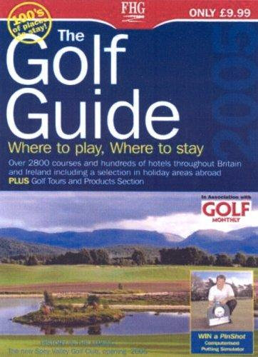 The Golf Guide (Farm Holiday Guides)