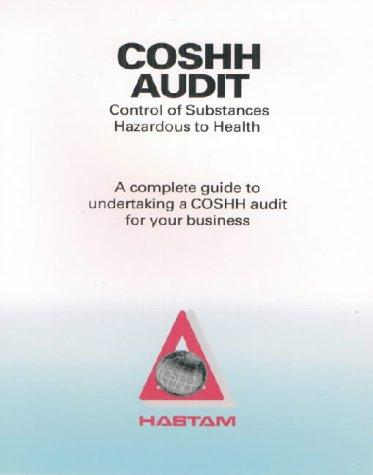 COSHH Audit by Health & Safety Technology & Management