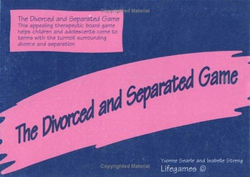 The Divorced And Separated Game (Lifegames) by JESSICA KINGSLEY
