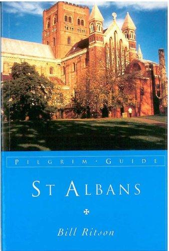 St. Albans (Pilgrim Guides) by Bill Ritson