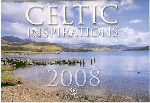 2008 Celtic Inspirations Calendar by Martin Guppy
