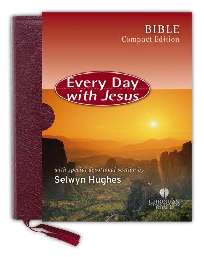 Everyday With Jesus Compact Bible by Selwyn Huges
