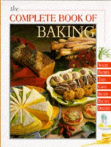 The Complete Book of Baking by Heilie Plenaar
