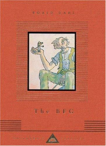 The BFG (Everyman's Library Children's Classics)