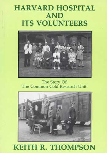 Harvard hospital and its volunteers by Keith R. Thompson