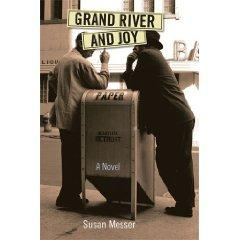 Grand River and joy by Susan Messer