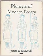 Pioneers of modern poetry by Robert Peters