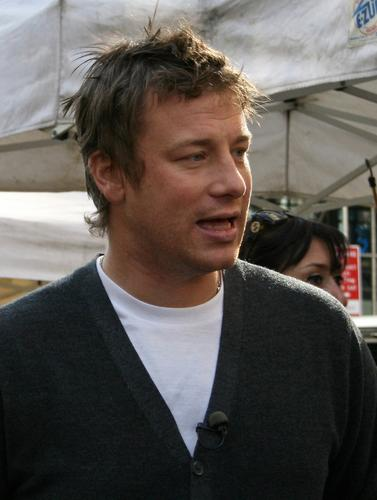 Photo of Jamie Oliver