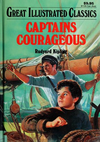 Captains courageous by Malvina G. Vogel