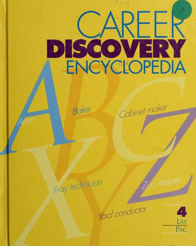 Career discovery encyclopedia by