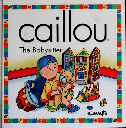Caillou by Nicole Nadeau