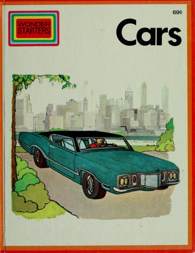 Cars by Wonder Books.