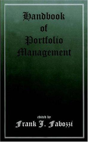 Handbook of Portfolio Management by Frank J. Fabozzi
