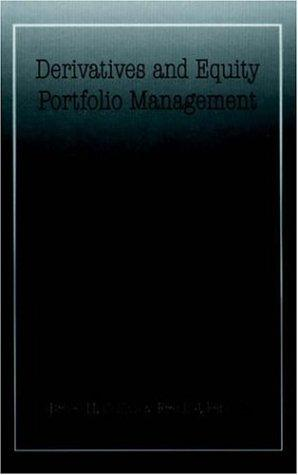 Derivatives and Equity Portfolio Management by Frank J. Fabozzi