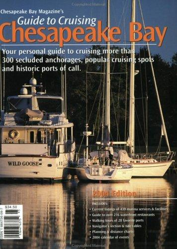 Guide to Cruising Chesapeake Bay by Chesapeake Bay Magazine
