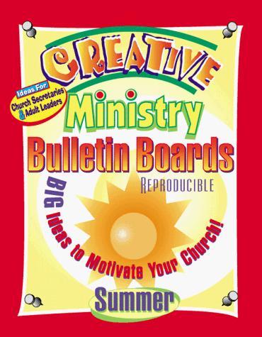 Creative Ministry Bulletin Boards