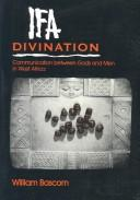 Ifa divination by William Russell Bascom
