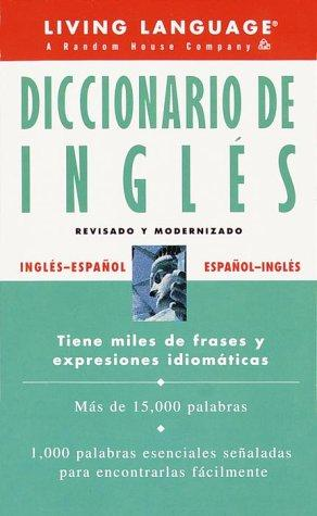 Diccionario de Inglés by Living Language