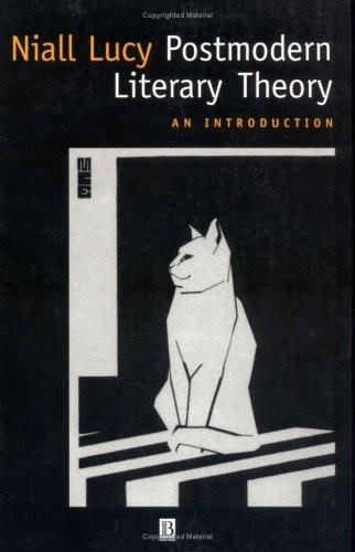 Postmodern literary theory