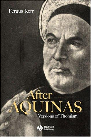 After Aquinas by Fergus Kerr