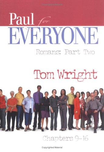 Paul for Everyone: Romans by N. T. Wright