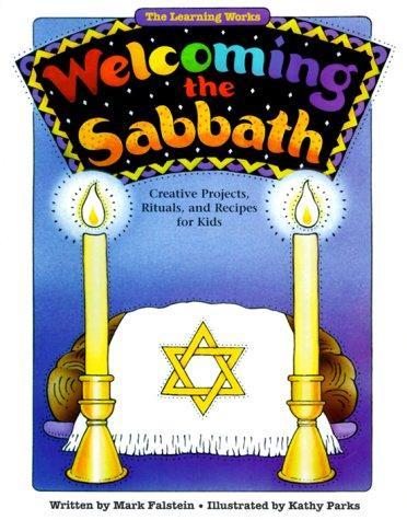Welcoming the Sabbath by Mark Falstein
